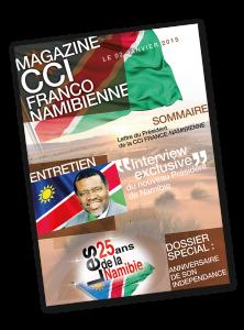 Magazine CCI Franco Namibienne